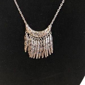 Lia Sophia Featherstone Necklace